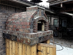 How To Build A Pizza Oven Pinkbird