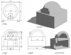 Building plans for a 42 inch igloo brick pizza oven step9.png