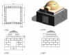 Building plans for a 42 inch igloo brick pizza oven step6.png