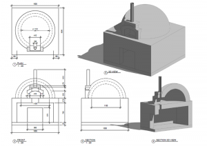 Pizza Oven Building Plans